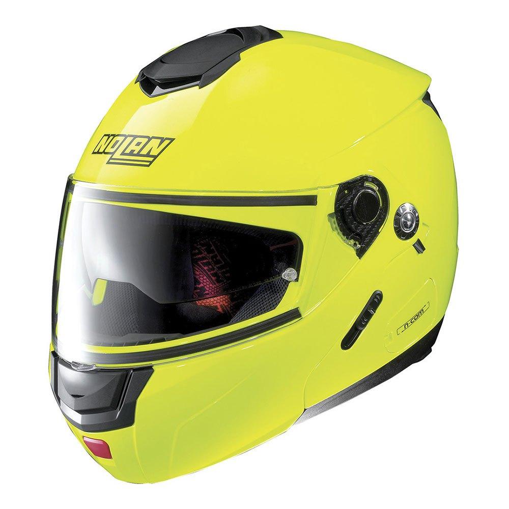 Nolan N90-2 Hi Visibility N-Com Helm L 60