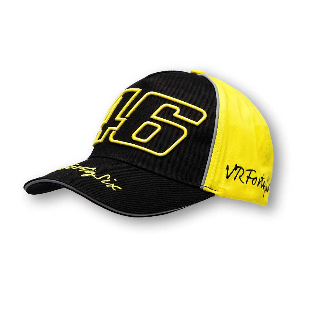 2421a4367a5 Vr46 VR Cap Man Valentino Rossi buy and offers on Motardinn