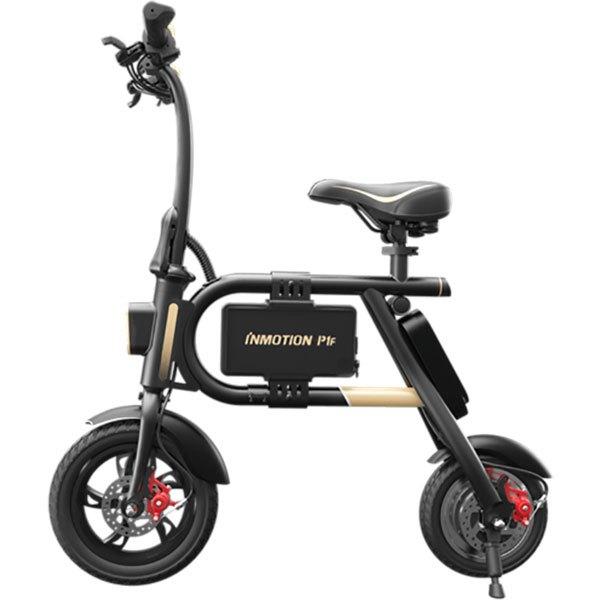 inmotion e bike p1f black buy and offers on bikeinn. Black Bedroom Furniture Sets. Home Design Ideas