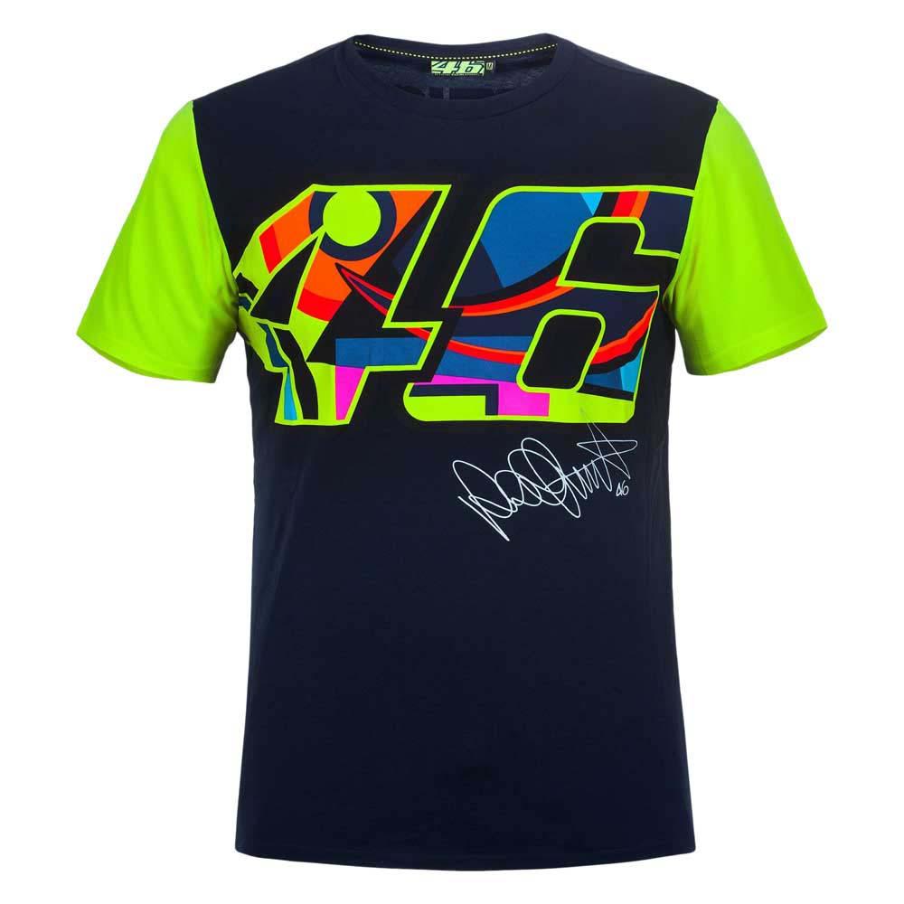 Vr46 T Shirt Valentino Rossi Motardinn