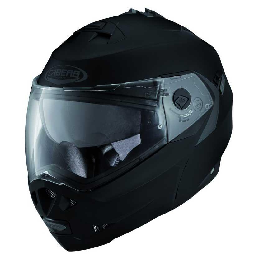 daf89a44 Caberg Duke 2 Black buy and offers on Motardinn
