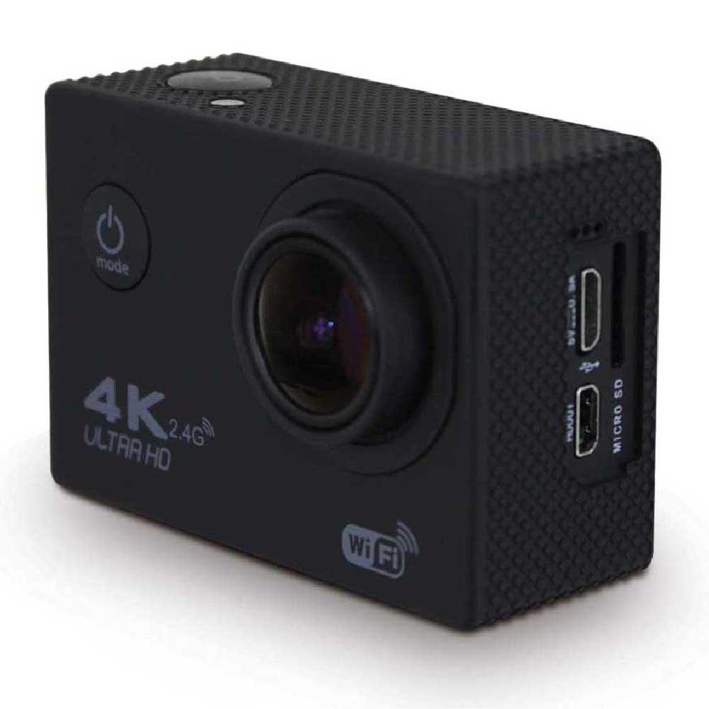 Action kameror Muvit Sports Camera Wifi Hd 4k I/o