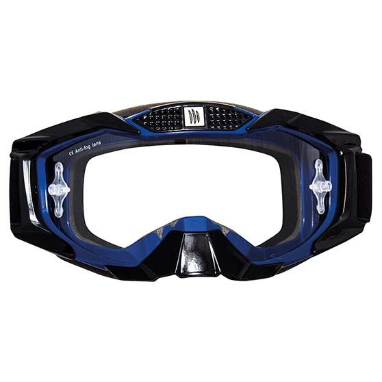 3f9c3de1b7 Shiro helmets MX-902 Blue buy and offers on Motardinn