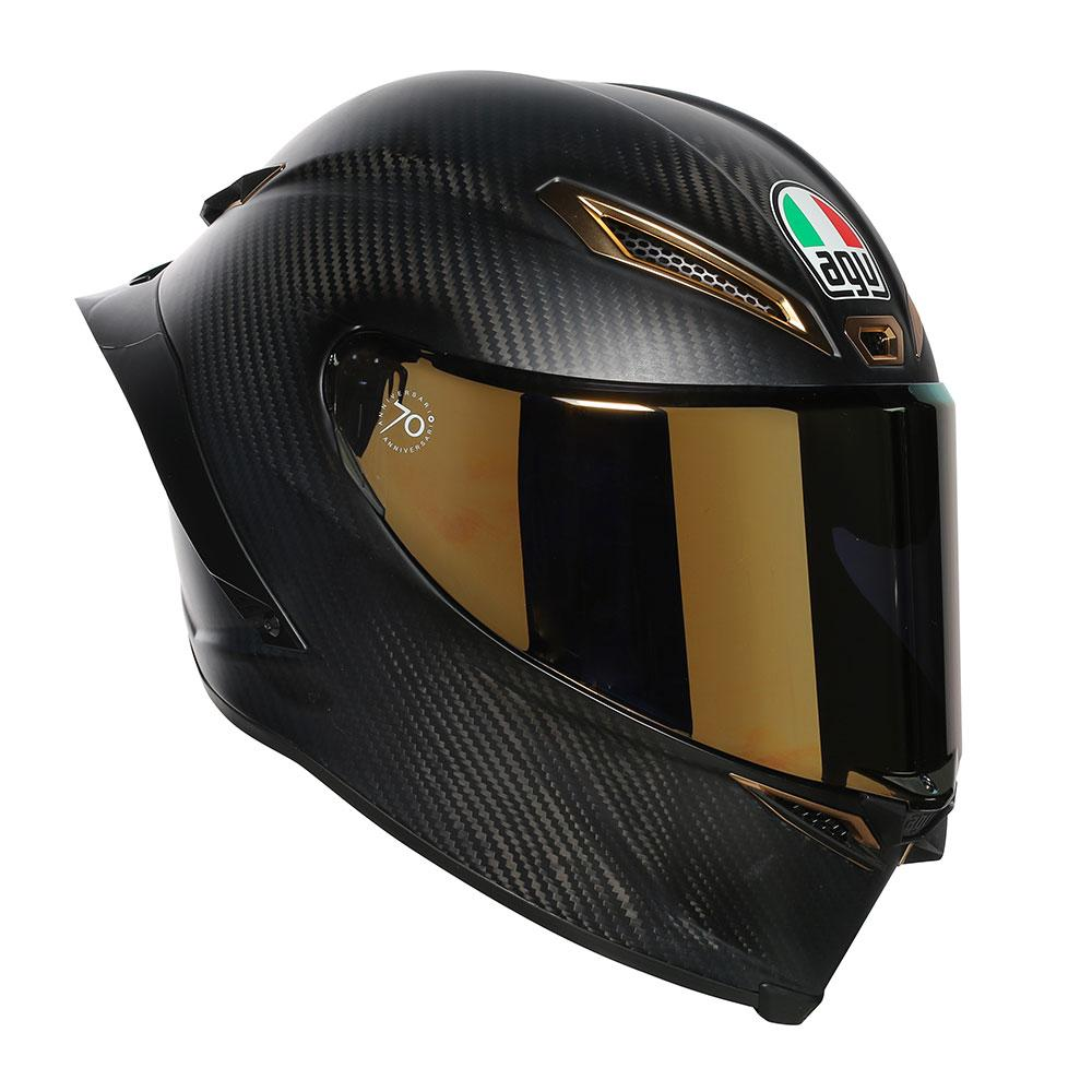 agv pista gp r anniversario limited edition 黒 motardinn ヘルメット