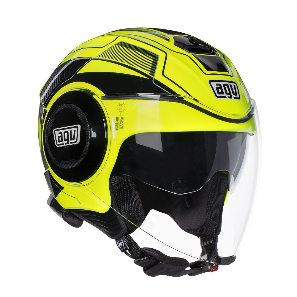 AGV Fluid Soho Yellow buy and offers on