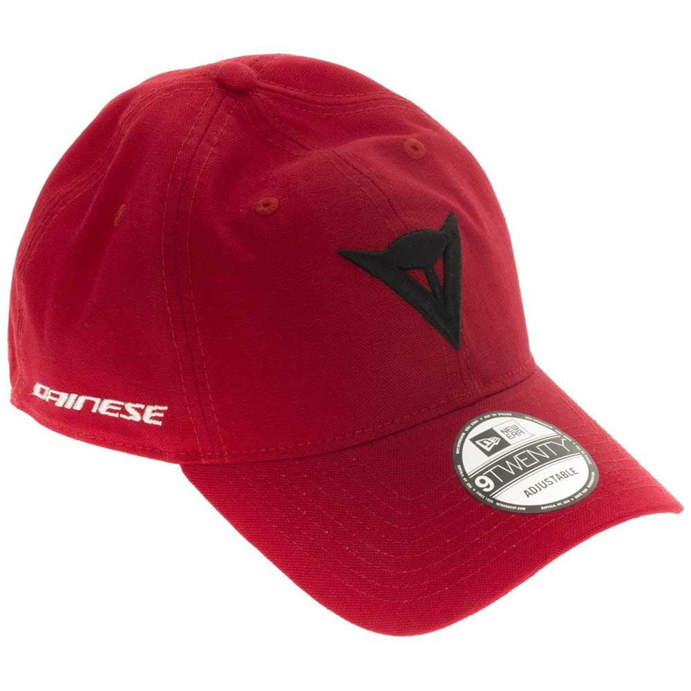 82486bae937 Dainese 9Twenty Canvas Strapback Red buy and offers on Motardinn