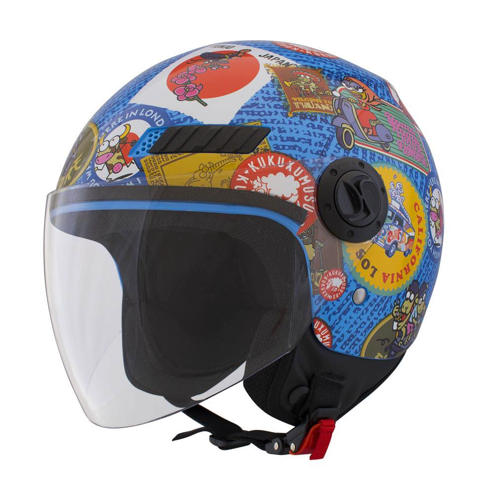 Shiro helmets SH-62 Travelstamps