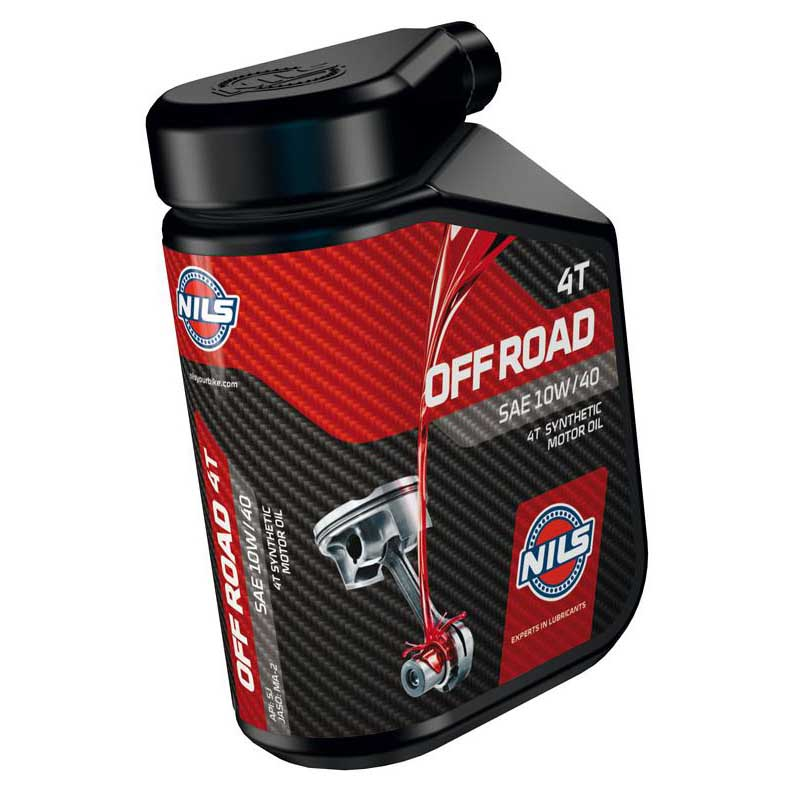 Nils 4T Synthetic Motor Oil SAE 10W 40