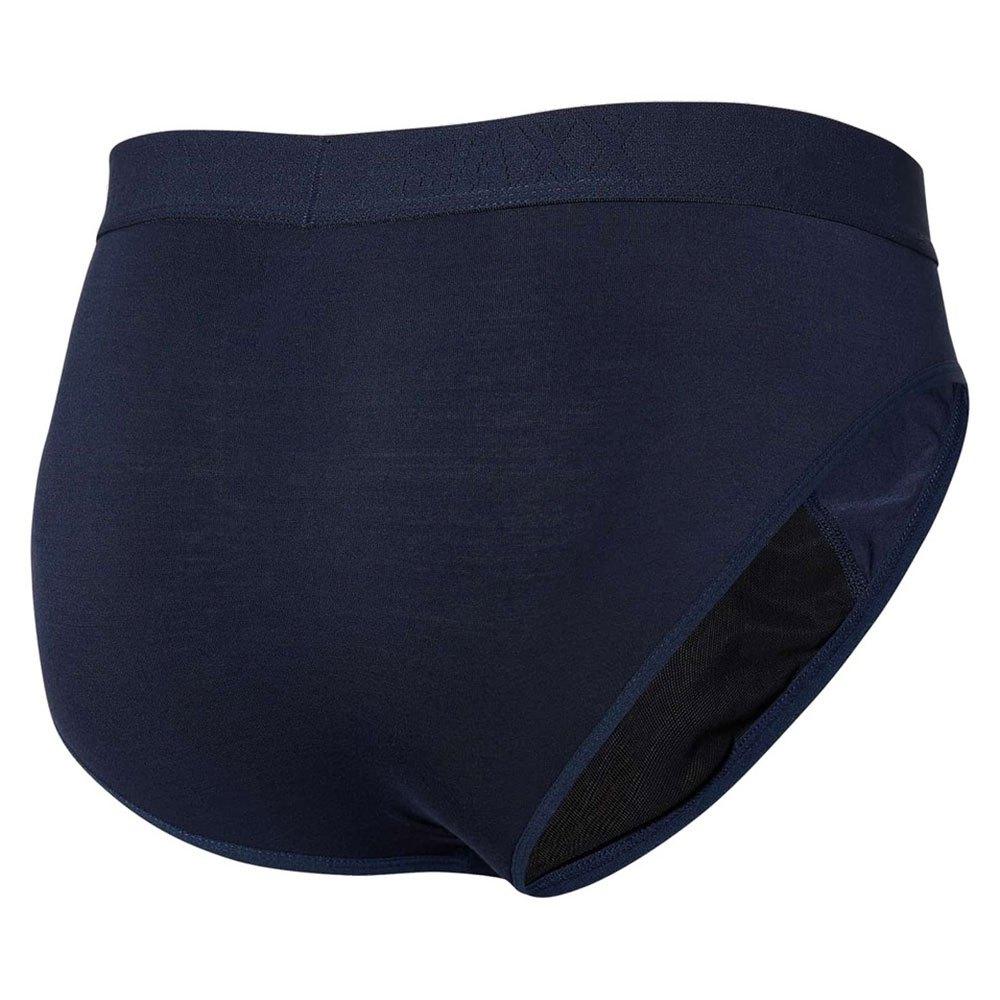 a9925a89983 Saxx underwear Ultra Brief Fly Blue buy and offers on Motardinn