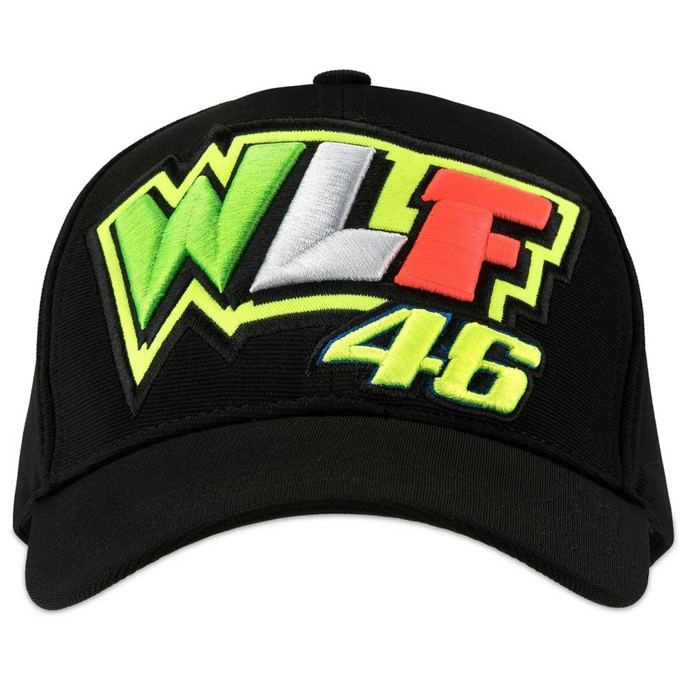 45bffd44ab3 Vr46 Race Cap Classic Black buy and offers on Motardinn
