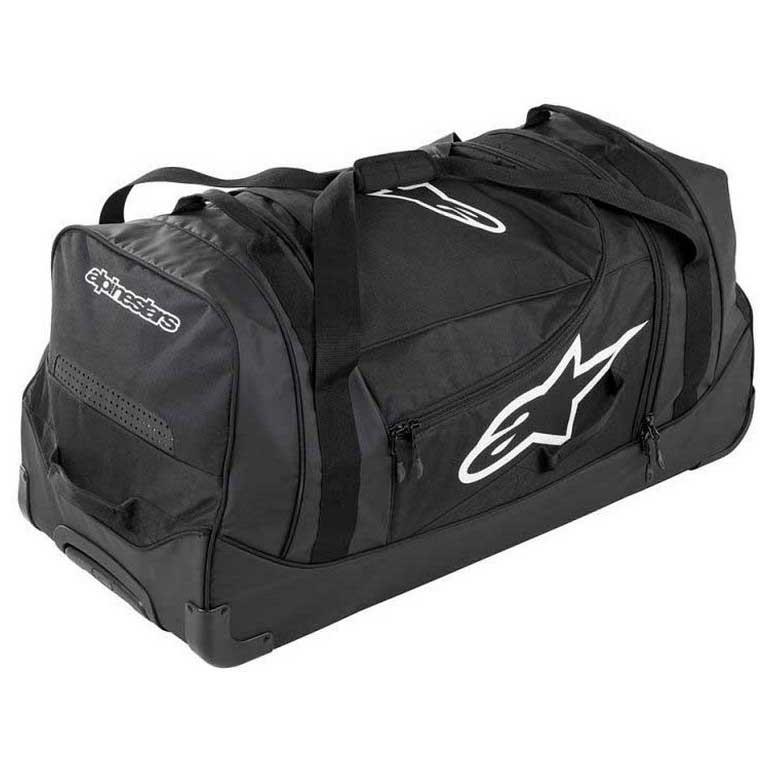 Alpinestars Komodo Travel Bag Black buy and offers on Motardinn 7288fd510d903