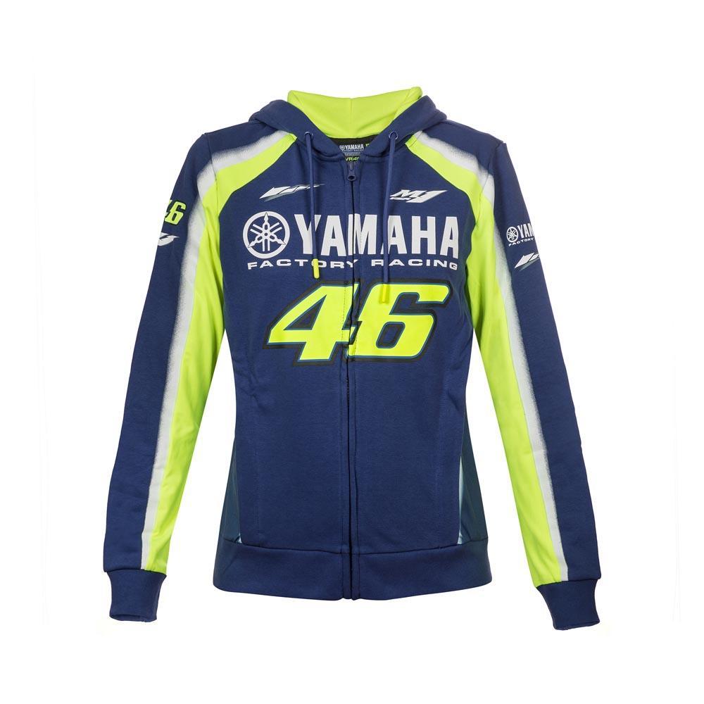 Sweatshirts Yamaha Racing Fleece Full Zip Hoodie