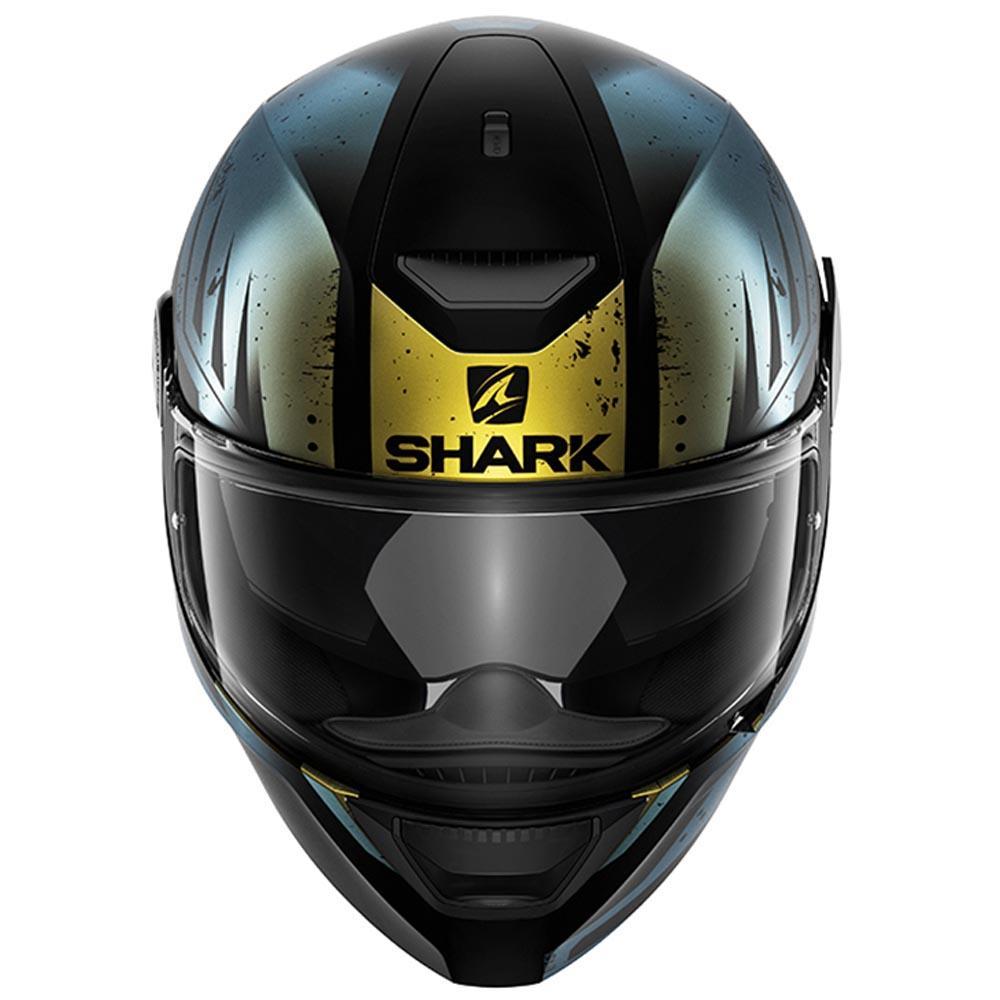 Shark D Skwal Dharkov Mat Green Buy And Offers On Motardinn