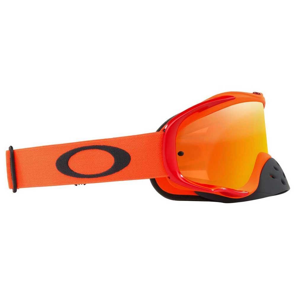 8139376882 Oakley Crowbar MX Yellow buy and offers on Motardinn