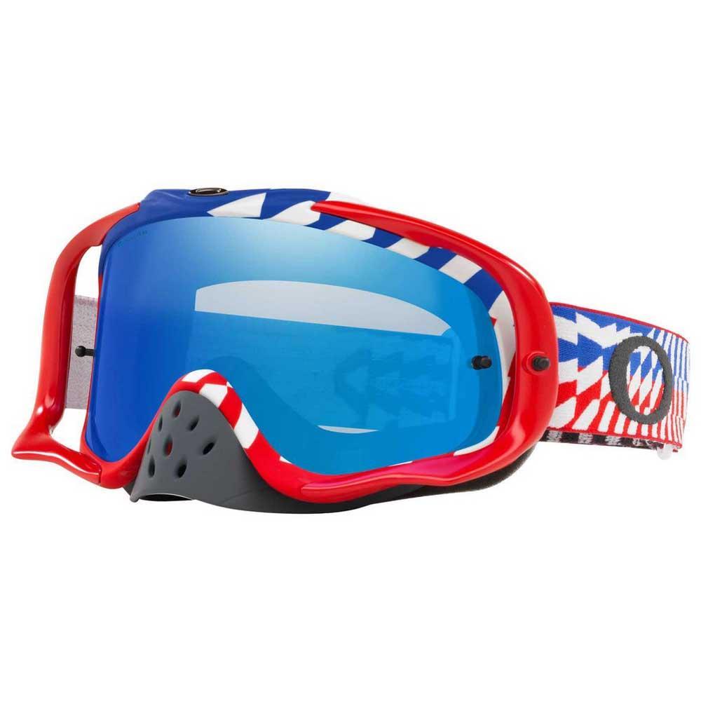 6ace706151f Oakley Crowbar MX Red buy and offers on Motardinn