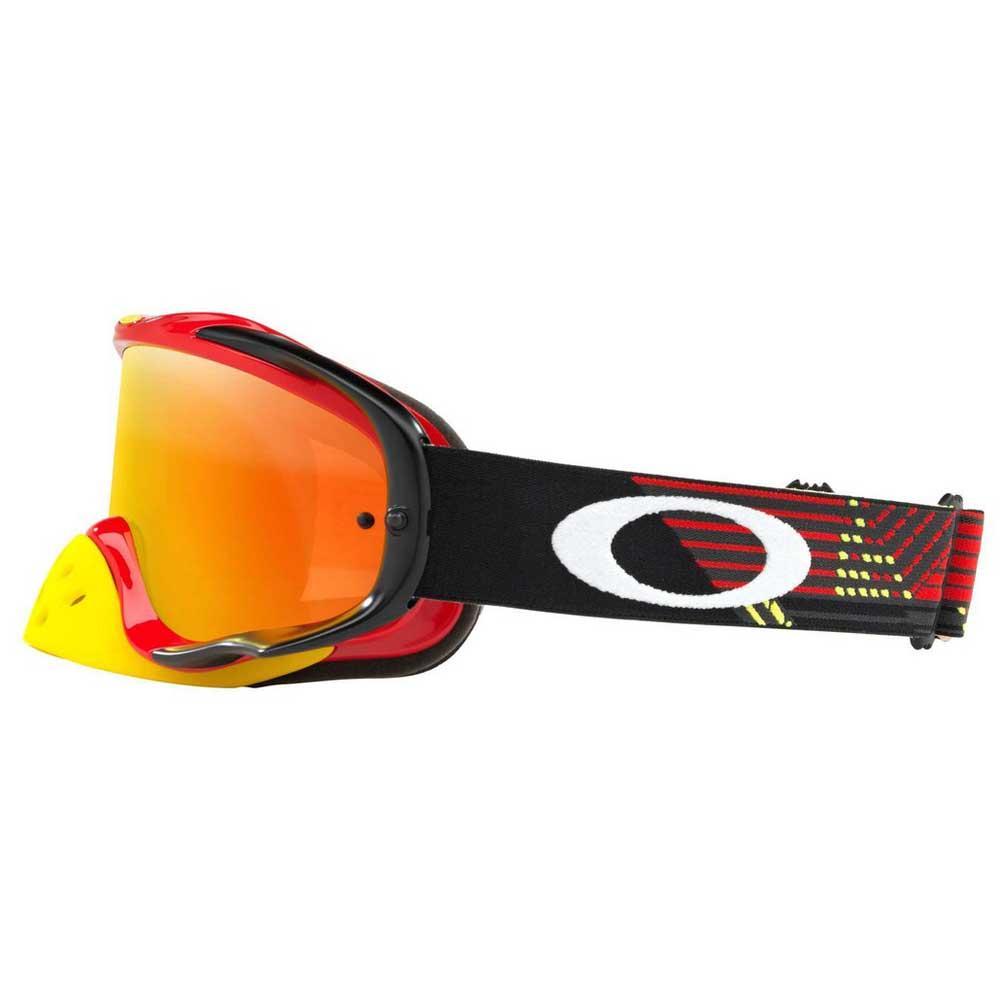 9f84f776e8 Oakley Crowbar MX Red buy and offers on Motardinn