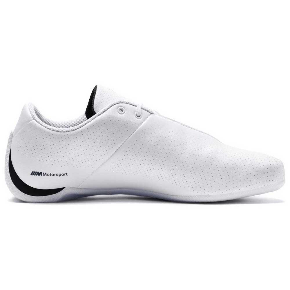 Buy Puma BMW MMS Future Cat Ultra White Sneakers for
