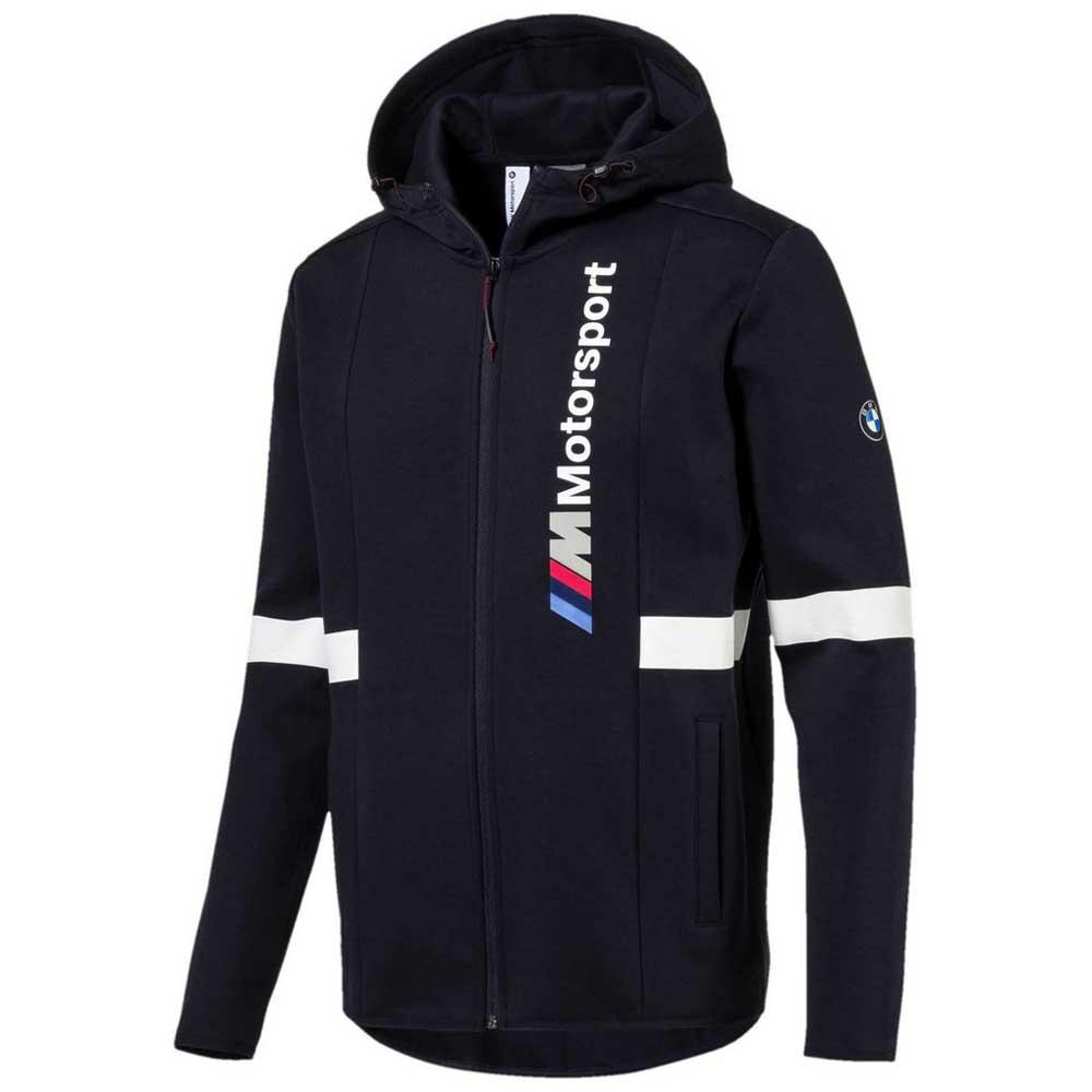 0570a30baf0a Puma BMW Motorsport Hooded Blue buy and offers on Motardinn