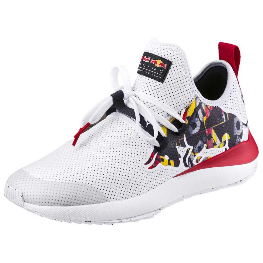 ac26869e6e7eb4 Puma Red Bull Racing Cat II Bulls Blanco