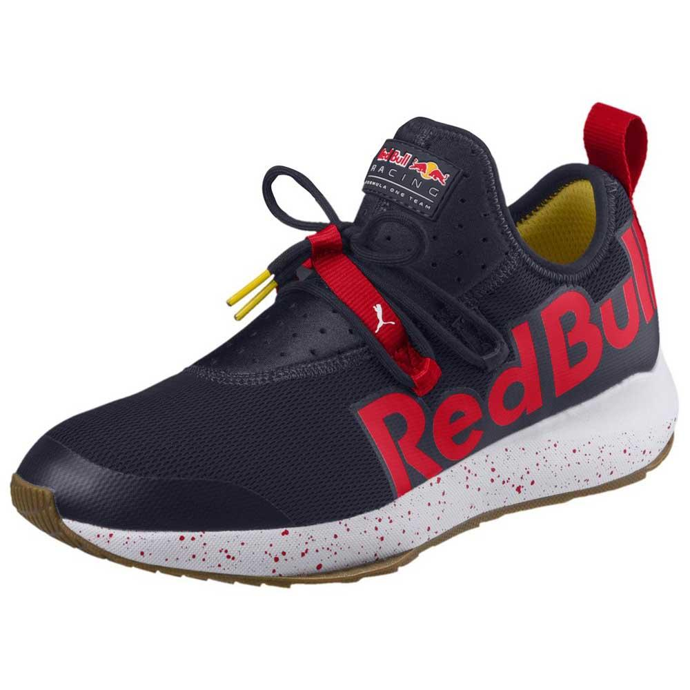ba835eb2e74647 Puma Red Bull Racing Evo Cat II Negro