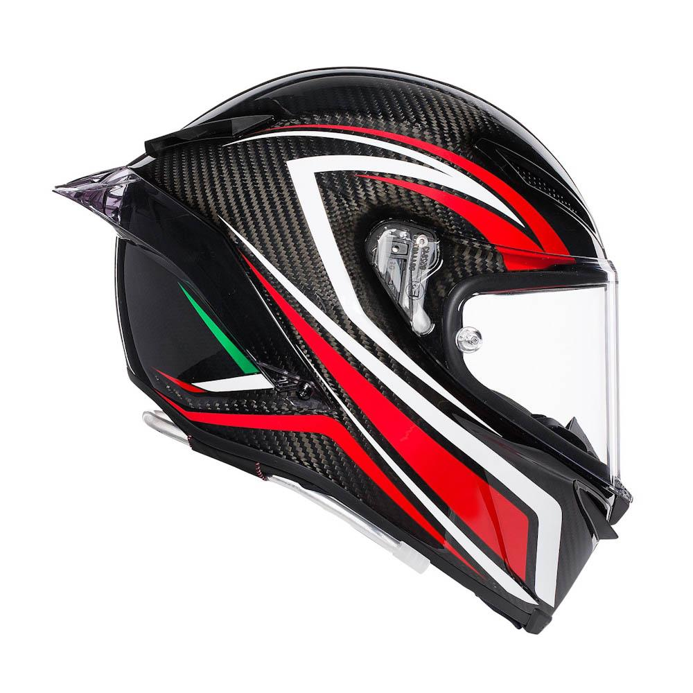 ff74210f AGV Pista GP R Staccata Carbon Black buy and offers on Motardinn