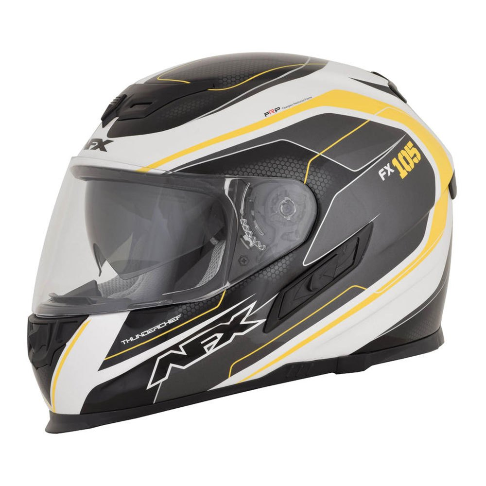 AFX FX-105 Thunder Chief Full Face Motorcycle Helmet