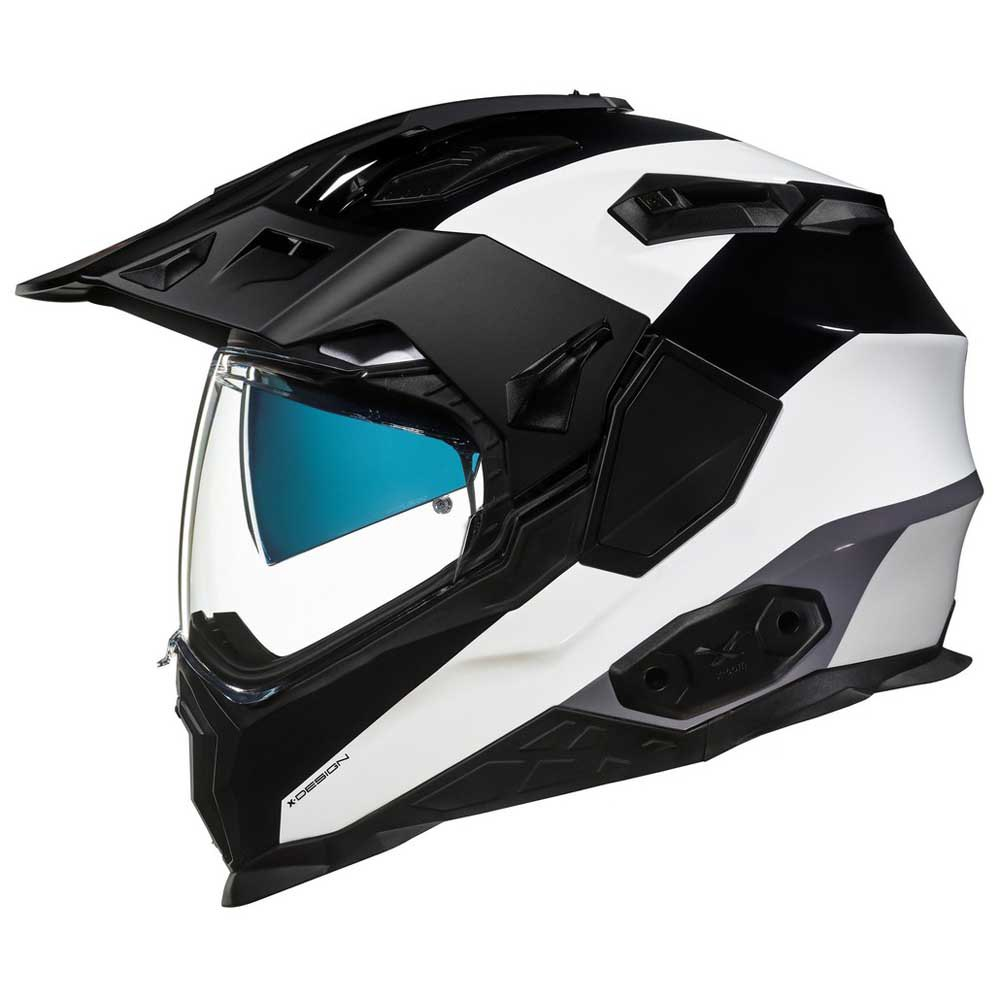 e005dffb Nexx X.WED2 Duna White buy and offers on Motardinn