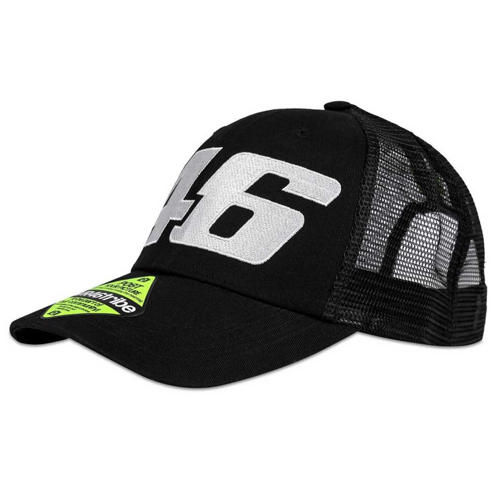 f2bd35d7049 Vr46 Trucker Core Collection Black buy and offers on Motardinn