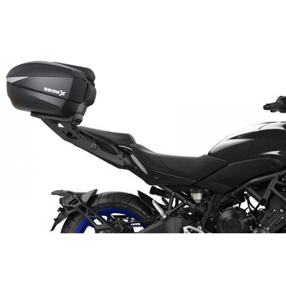 Shad Kit Top Yamaha Niken 900 Black Buy And Offers On Motardinn