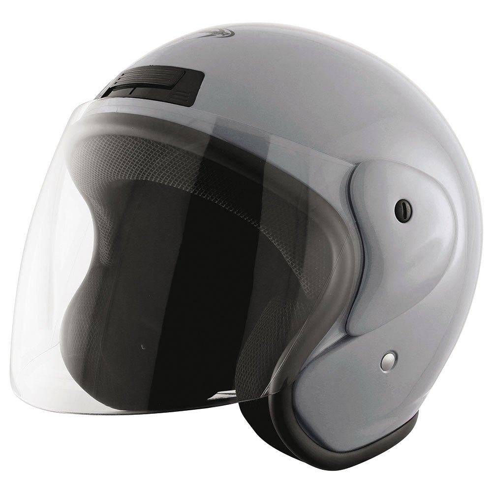 Gray Motorcycle helmets LS2 OF558 SPHERE LUX NARDO GREY XS