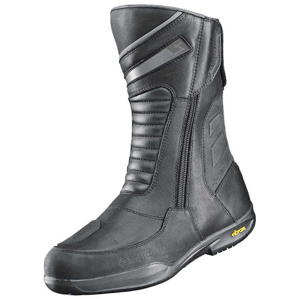 Held Gear Leather Boot Svart köp och erbjuder, Motardinn