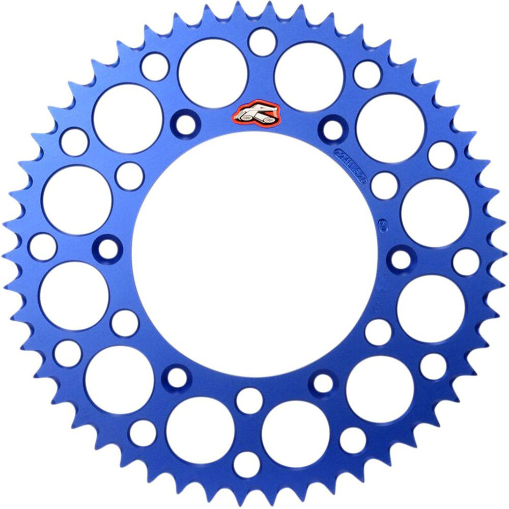 Renthal 1500-520 Grooved Twinring Rear Sprocket