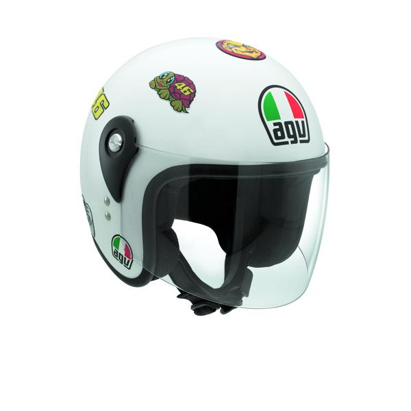 AGV Junior Open Rossi Vale Symbols
