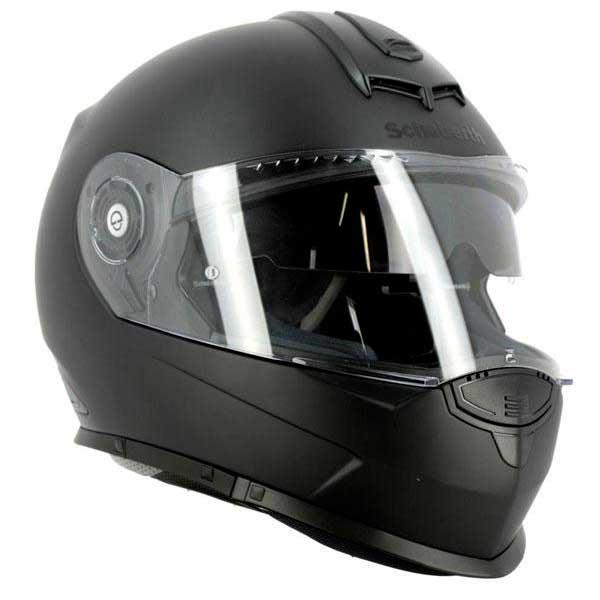 Schuberth S2 Review >> Schuberth S2 Sport Black buy and offers on Motardinn