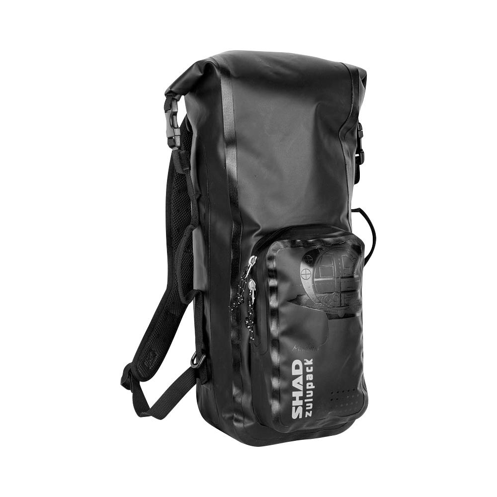 Shad-Zulupack SW25 Waterproof Rear Backpack 25L