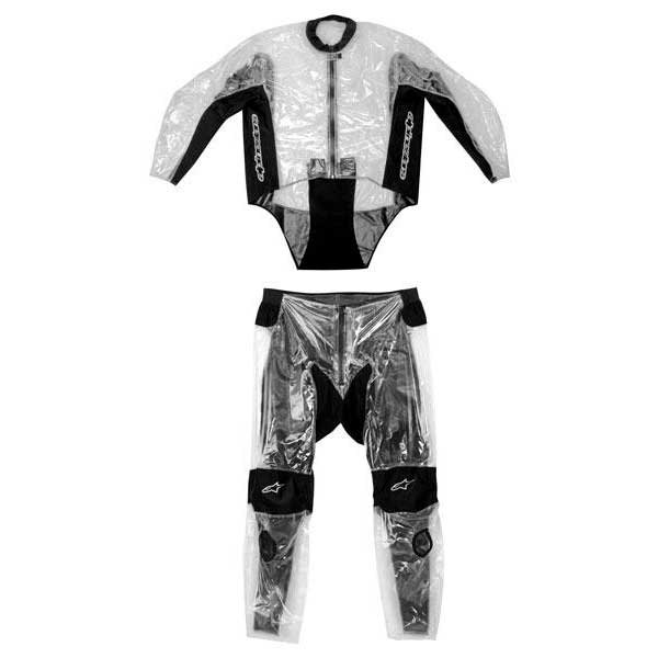 Alpinestars Racing Rain 2pc Over Suit