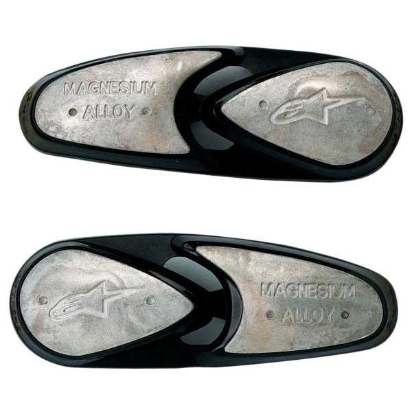 Alpinestars Magnesium Replaceable Toe Slider