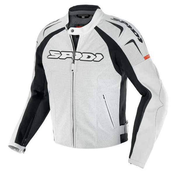 Spidi Track Leather Wind Jacket