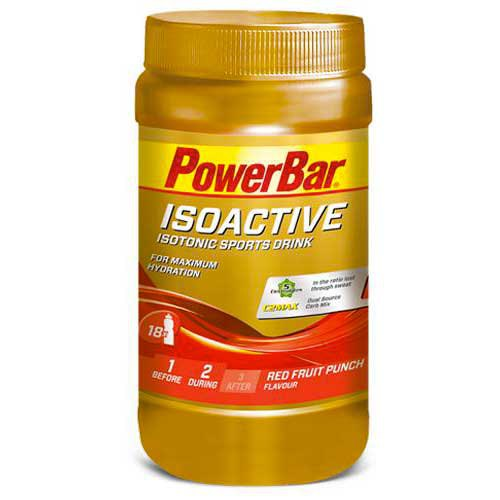 Powerbar Isoactive Red Fruits