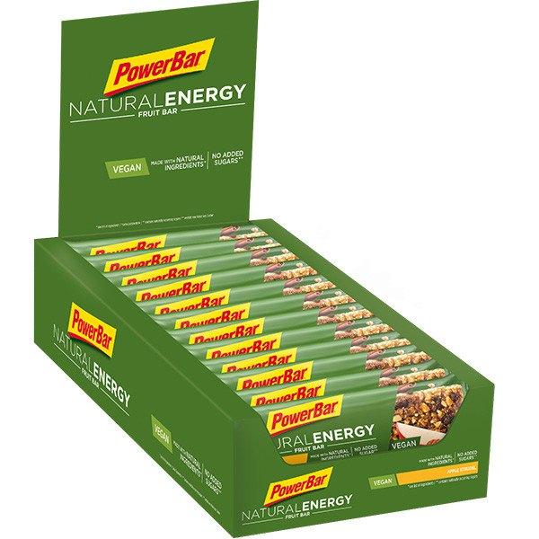 Powerbar Natural Energy Box 24 Units