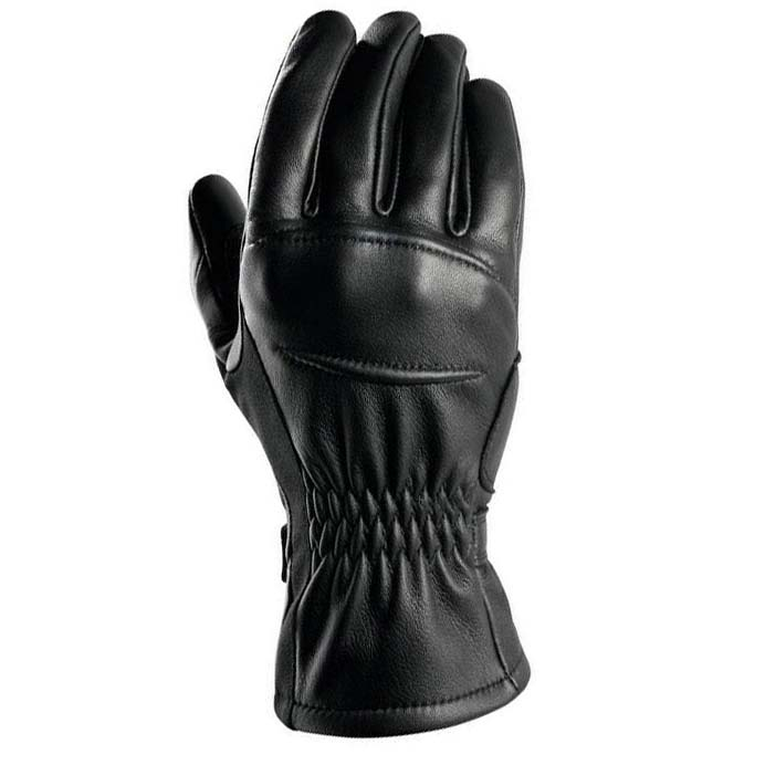 Spidi Black Road Gloves