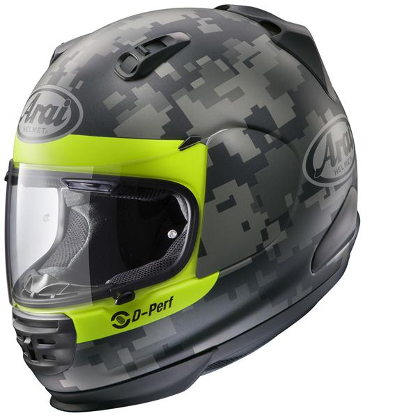 Arai Rebel Mimetic