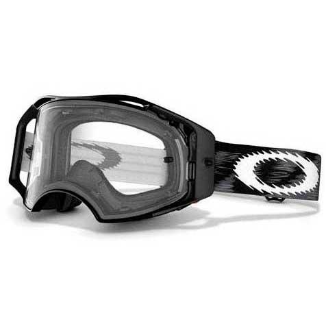 0b995dda62 Oakley Airbrake MX Black buy and offers on Motardinn