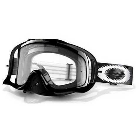 63711257d2 Oakley Crowbar MX Black buy and offers on Motardinn