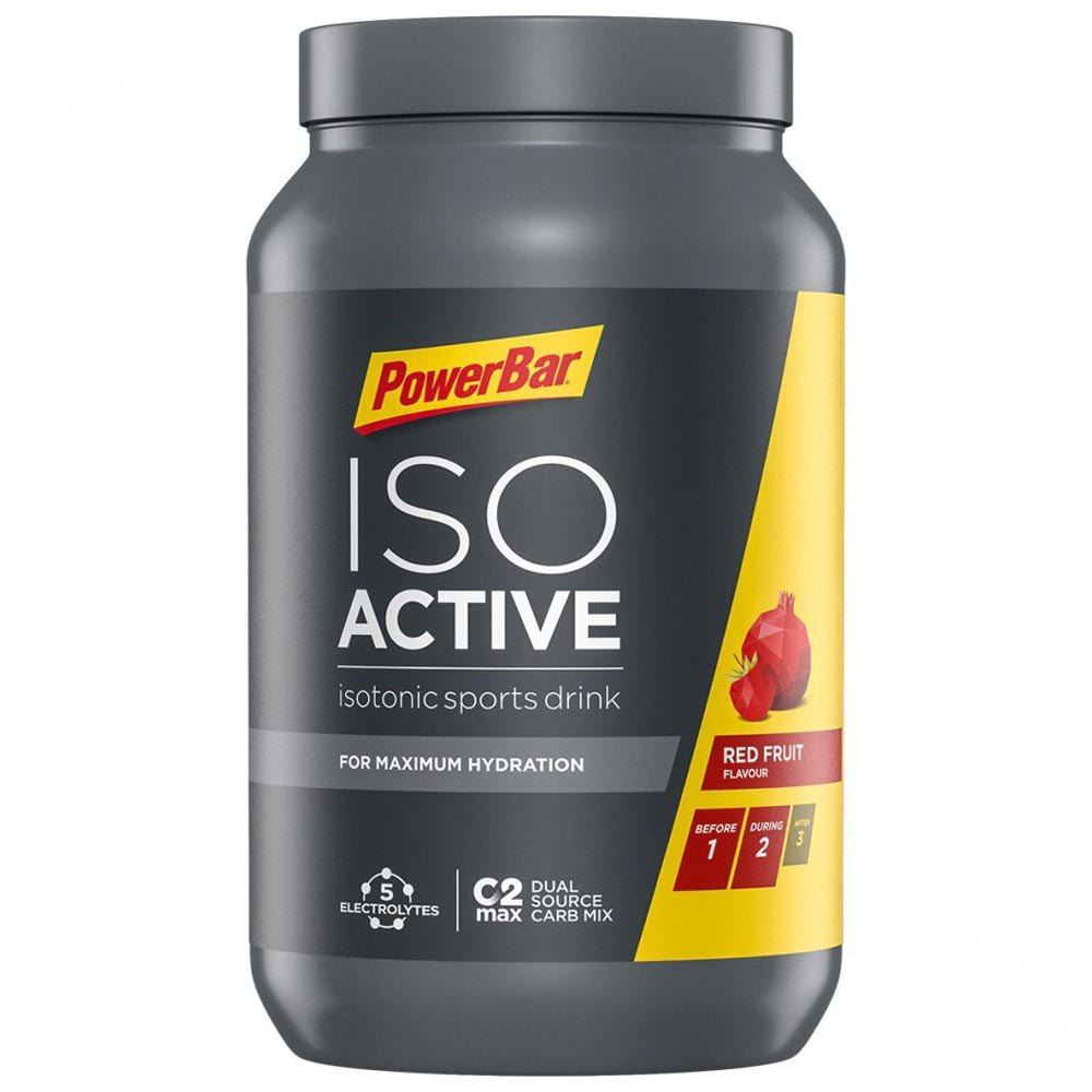 Powerbar Isoactive 1.32kg Red Fruits
