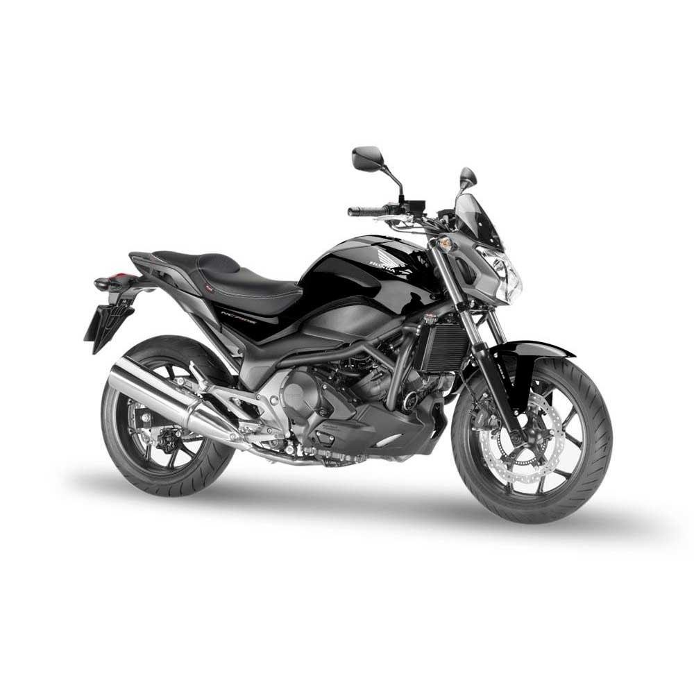 Shad Comfort Seat Honda NC700S NC750S Black, Motardinn