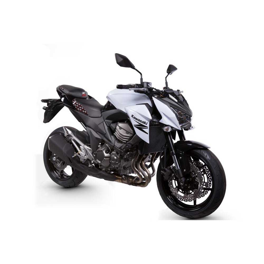 shad comfort seat kawasaki z800 buy and offers on motardinn. Black Bedroom Furniture Sets. Home Design Ideas
