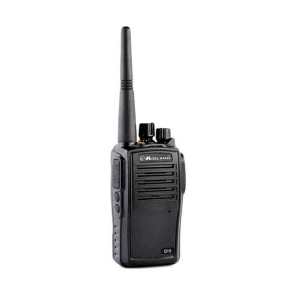 Midland Walkie Talkies pmr466 Prof Midland G15