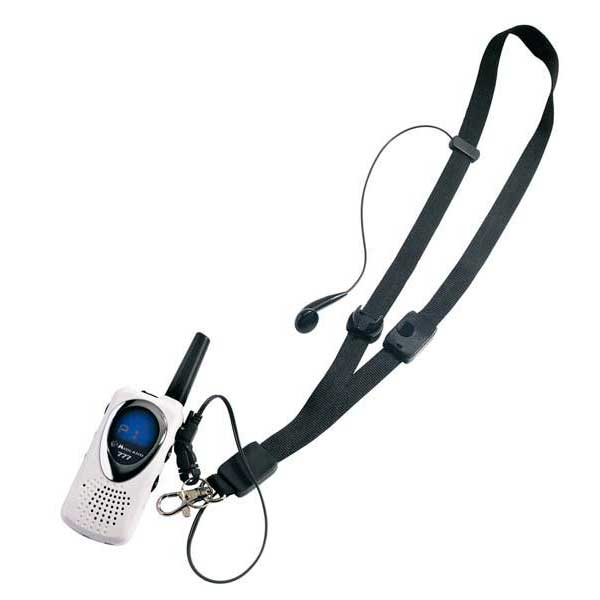 Midland Neck Collar with Earpiece PMR446 MA NC1
