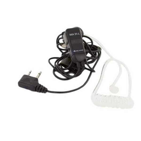 Midland Microphone with Acoustic Tube PMR pmr446 MA 31 L